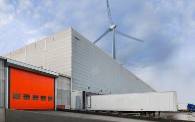 Confort și eficiență în halele industriale