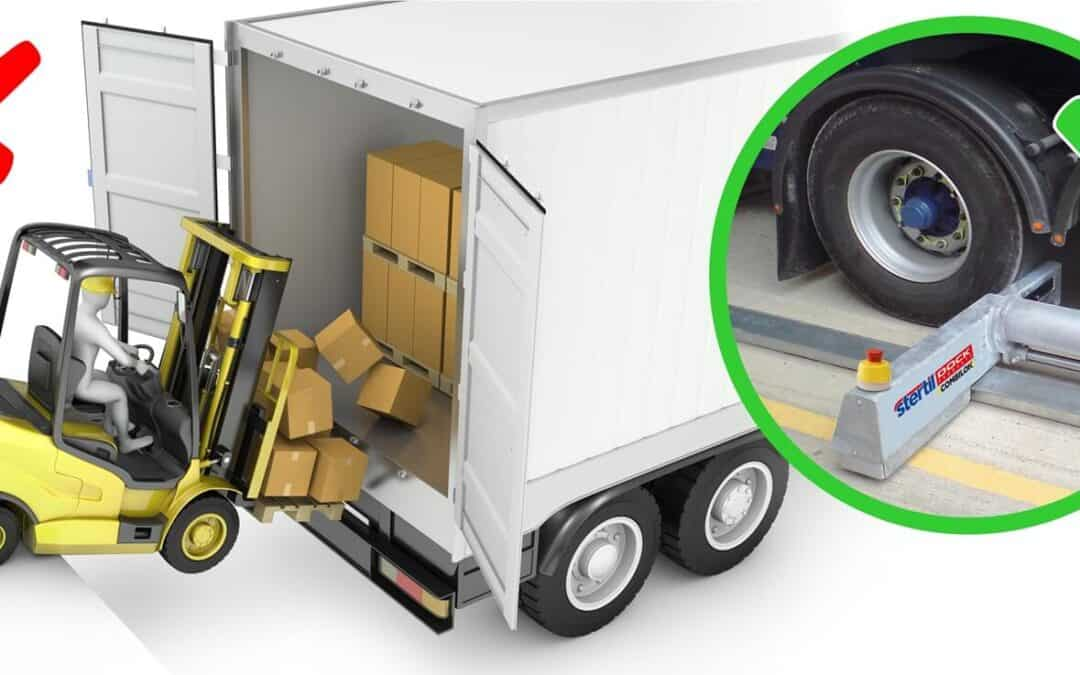 sistemul de blocare camioane