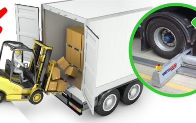 Stertil Combilok- sistem complet automat pentru blocarea roții camionului [blog]