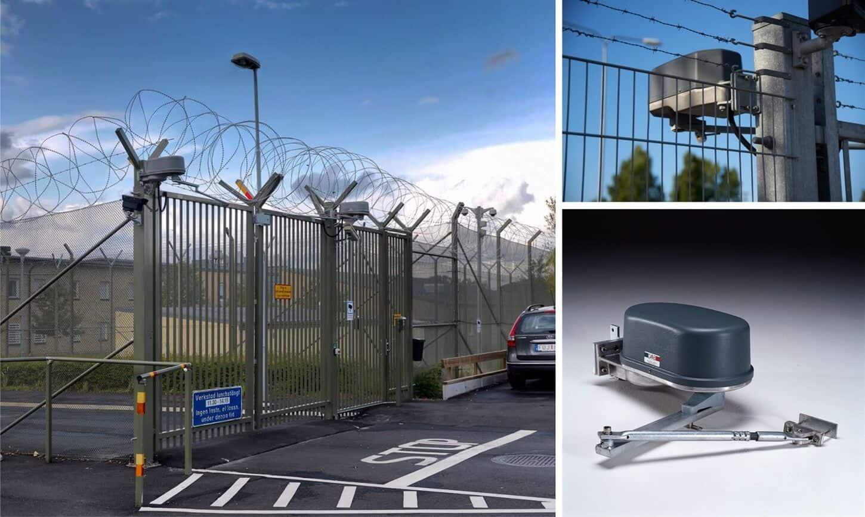 bariere auto