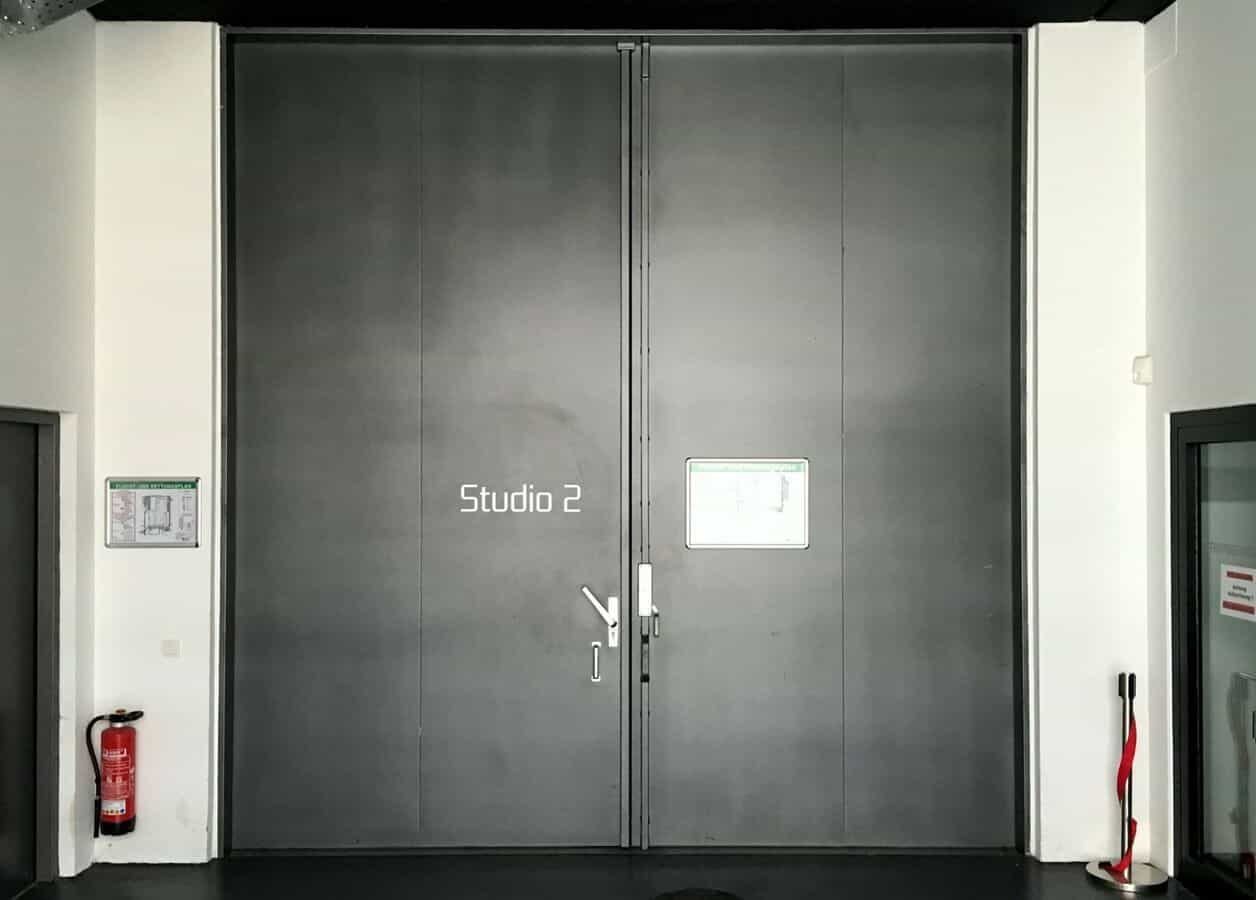 Ușa fonoizolantă BUCHELE