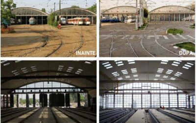 Studiu de caz: reabilitarea Depoului de tramvaie Dudesti- 2007 [blog]