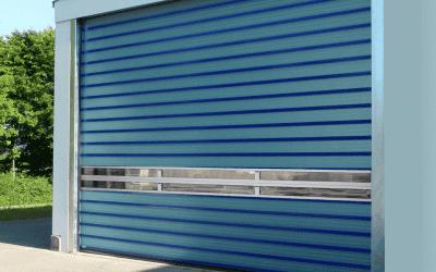 Ușile industriale BUTZBACH Security rezistente la efracție